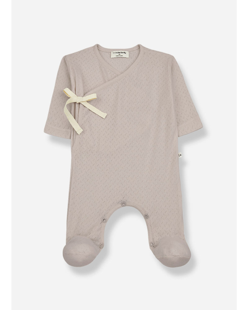 1+ In The Family sonia jumpsuit  - nude