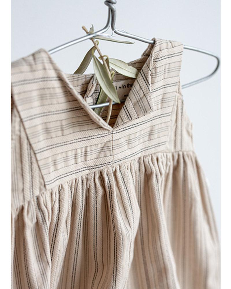 1+ In The Family rita dress - beige