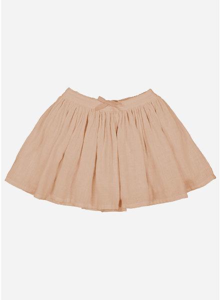 MarMar Copenhagen sille skirt - rose sand