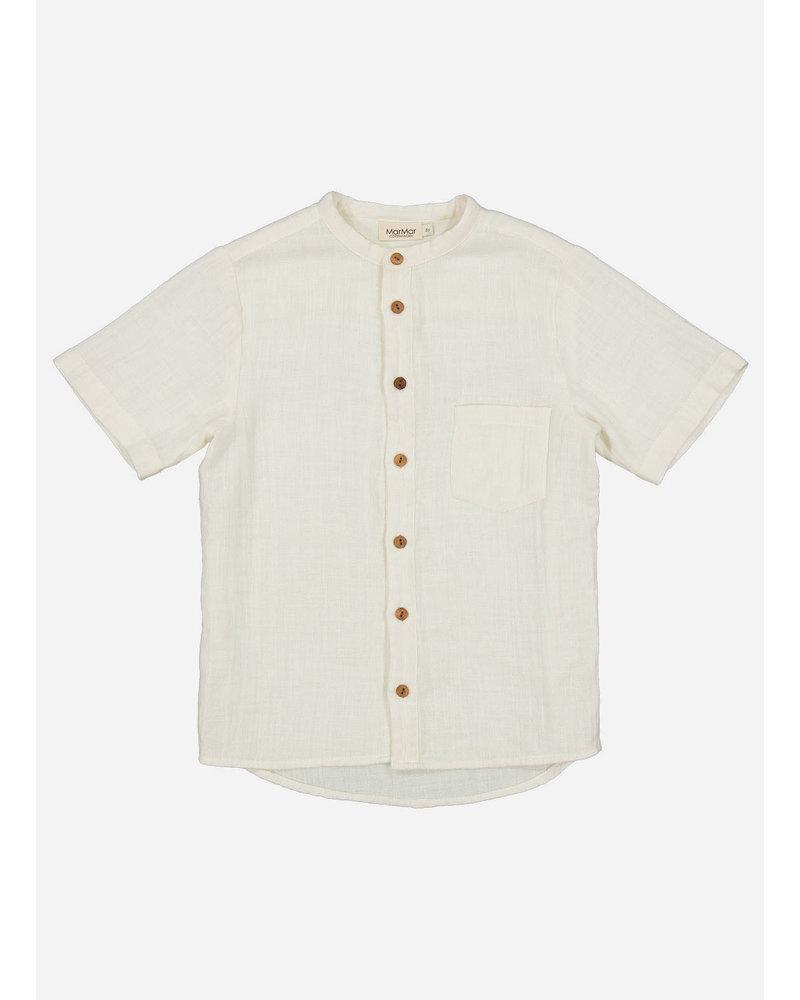 MarMar Copenhagen theodor shirt - off white