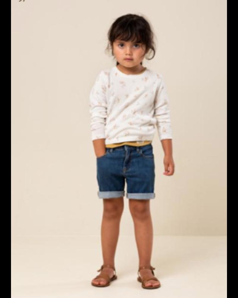 MarMar Copenhagen pallas shorts - mid indigo