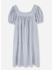 Kids on the moon saint tropez square neck dress
