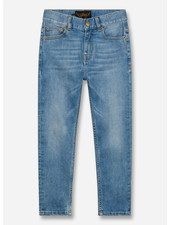 Finger in the nose ewan light 5 pockets comfort fit jeans - blue denim
