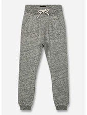 Finger in the nose sprint jogging straight pant - heather grey