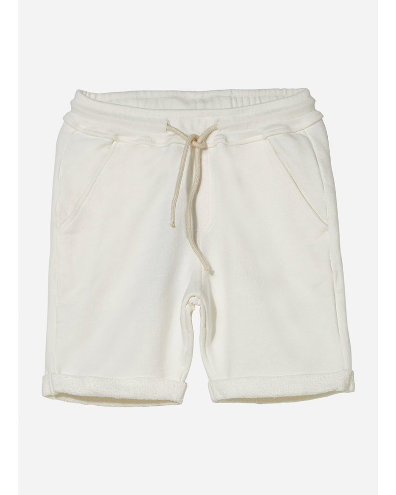 Finger in the nose new grounded  bermuda - off white