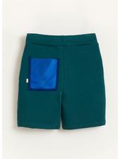 Bellerose fin shorts - pacific