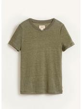Bellerose mogo tshirts - dusty olive