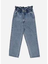 The New Society lola pant denim light blue