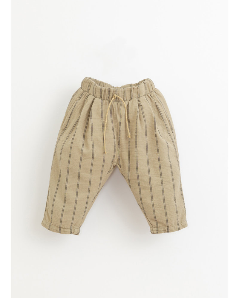 Play Up striped woven trousers -  joao - 1AI11603 - P7154