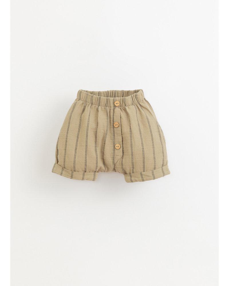Play Up striped woven shorts -  joao - 1AI11705 - P7154