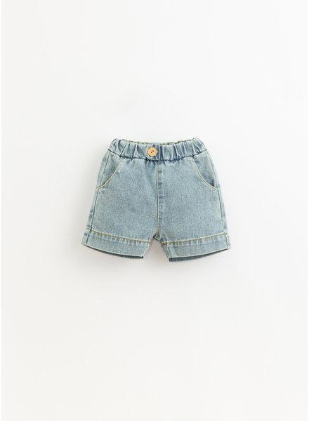 Play Up denim shorts -  denim - 1AI11706 - D001
