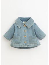 Play Up denim jacket - denim - 2AI11400 - D001