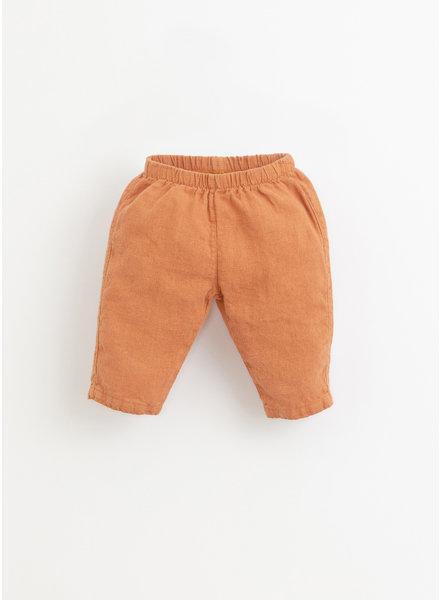 Play Up linen trousers - raquel - 2AI11602 - P4115