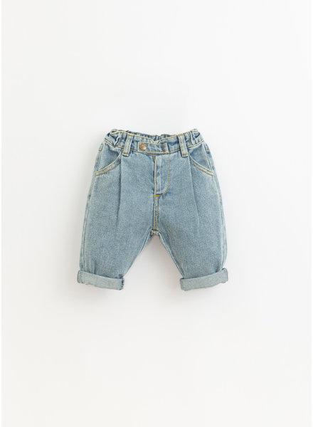 Play Up denim trousers - denim - 2AI11603 - D001