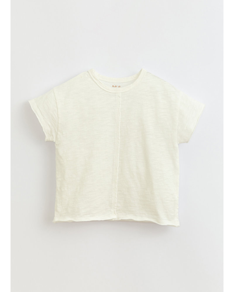 Play Up flame jersey tshirt - windflower - 3AI10900 - P0057