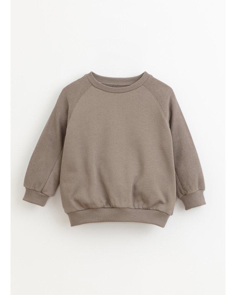 Play Up fleece sweater - heidi - 3AI10903 - P9049