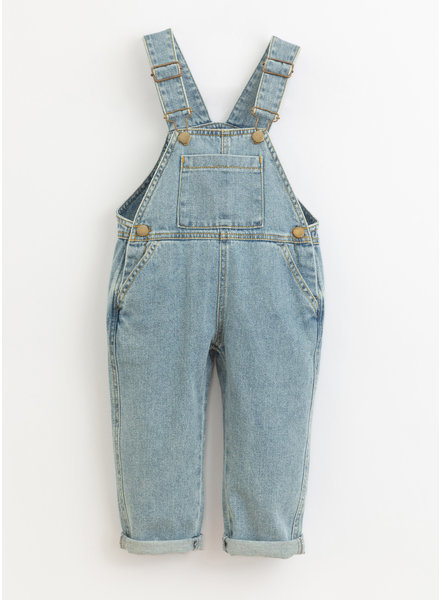 Play Up denim dungaree - denim - 3AI11501 - D001