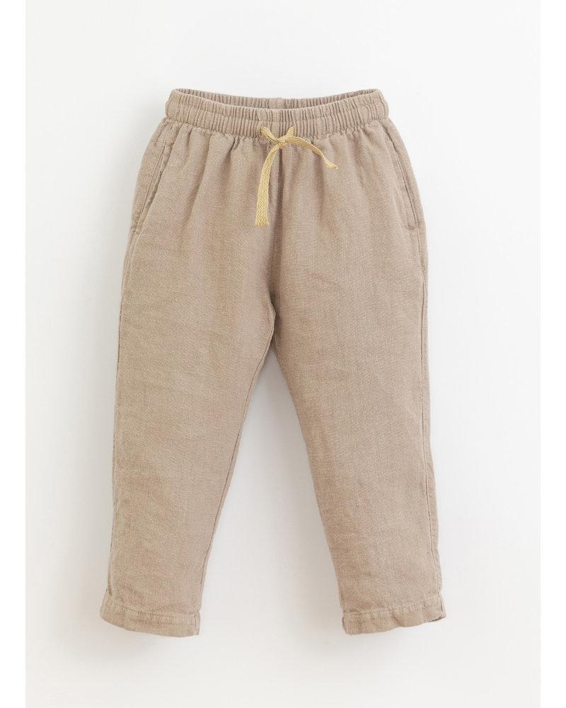 Play Up linen trousers - bicho - 3AI11601 - P8063
