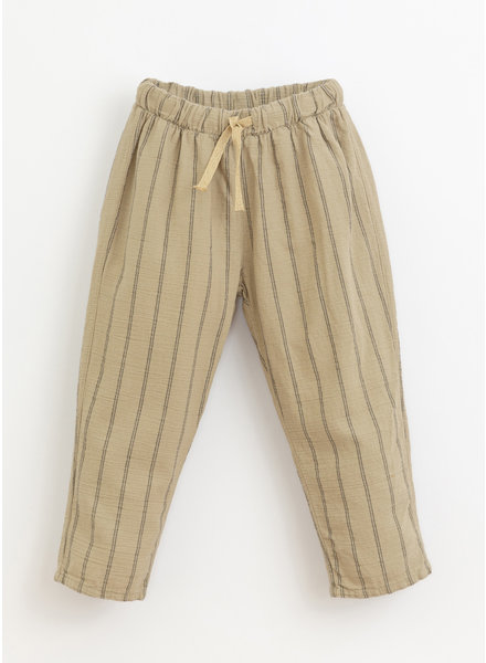 Play Up striped woven trousers - joao - 3AI11603 - P7154