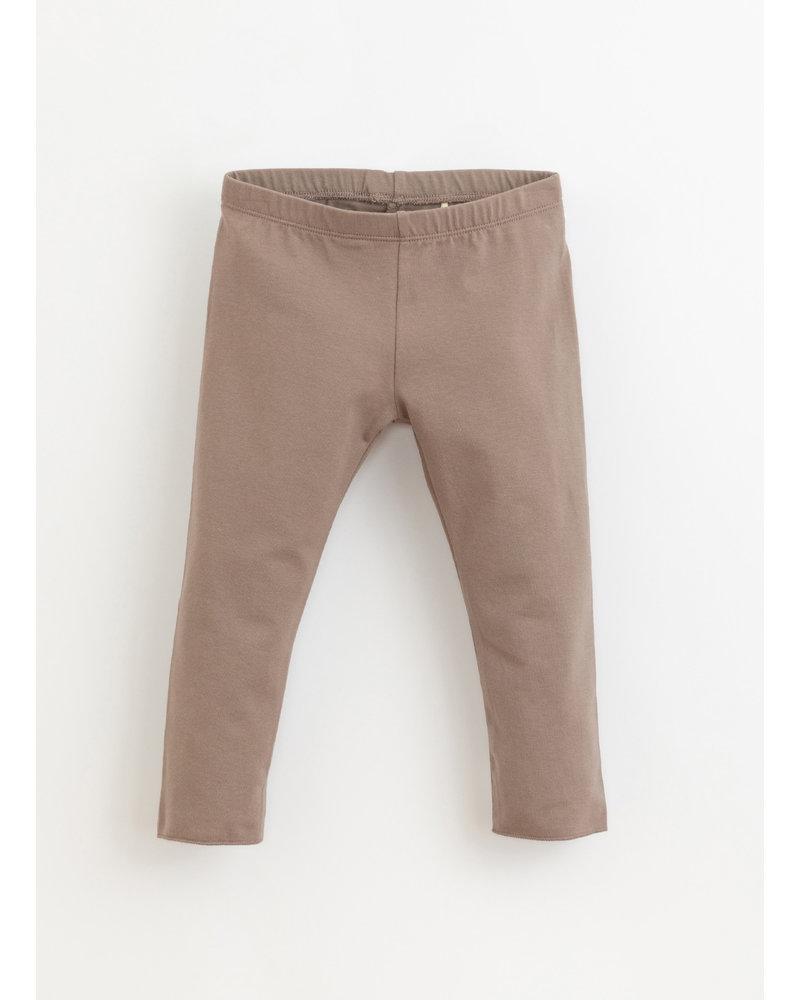 Play Up lycra jersey leggings - pinha - 4AI10906 - P8064