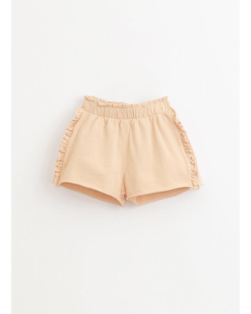 Play Up fleece shorts - egg - 4AI10907 - P4114