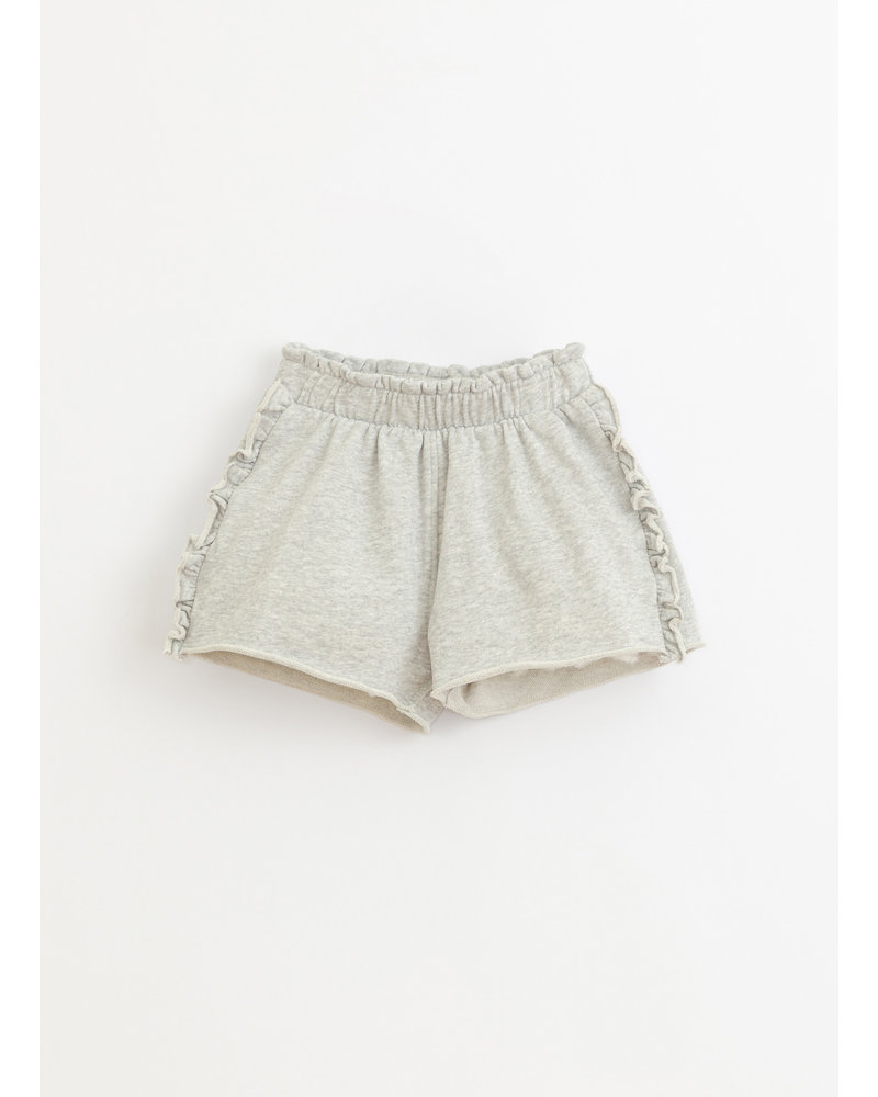 Play Up fleece shorts - grey melange - 4AI10907 - M049