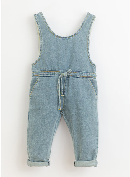 Play Up denim dungaree - denim - 4AI11502 - D001