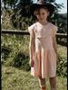 Wander & Wonder dakota dress - pink stripe