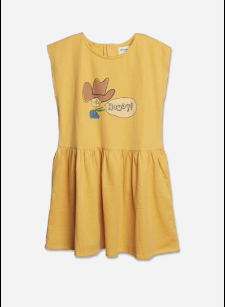 Wander & Wonder arizona dress - honey