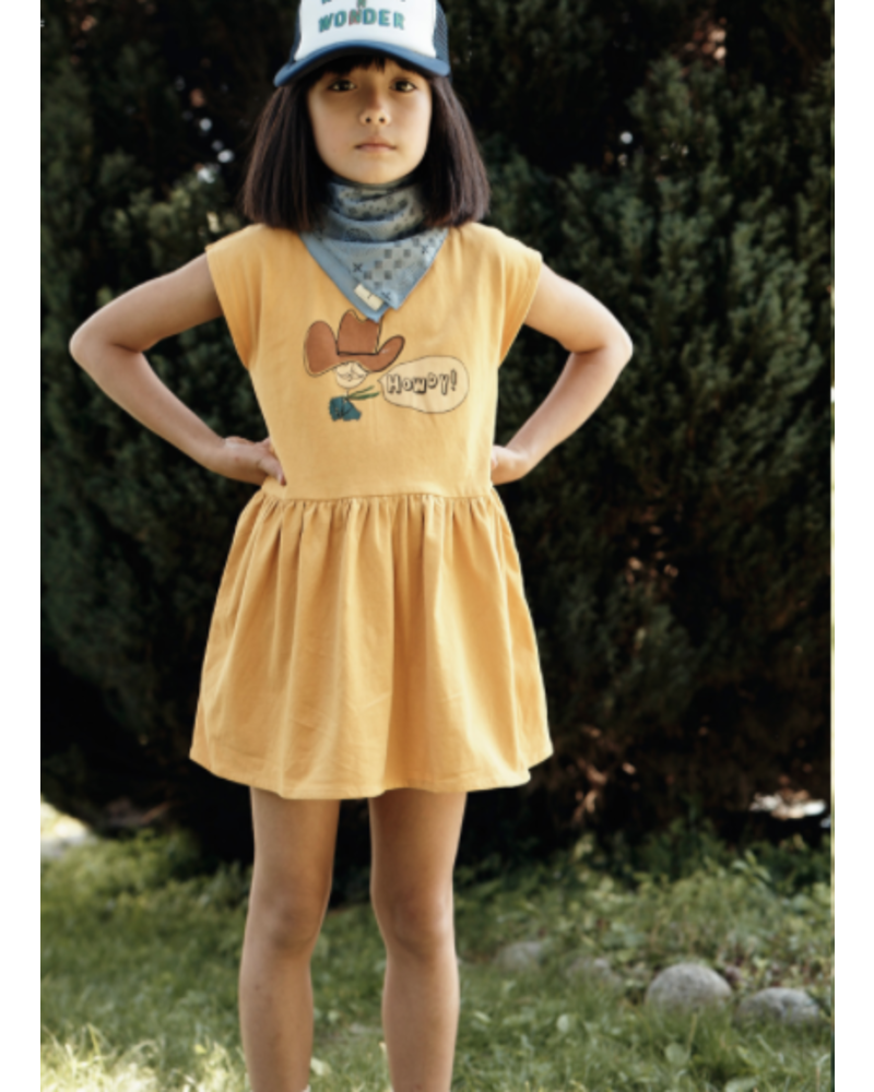 Wander & Wonder arizona dress - honey