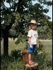 Wander & Wonder howdy tee - almond