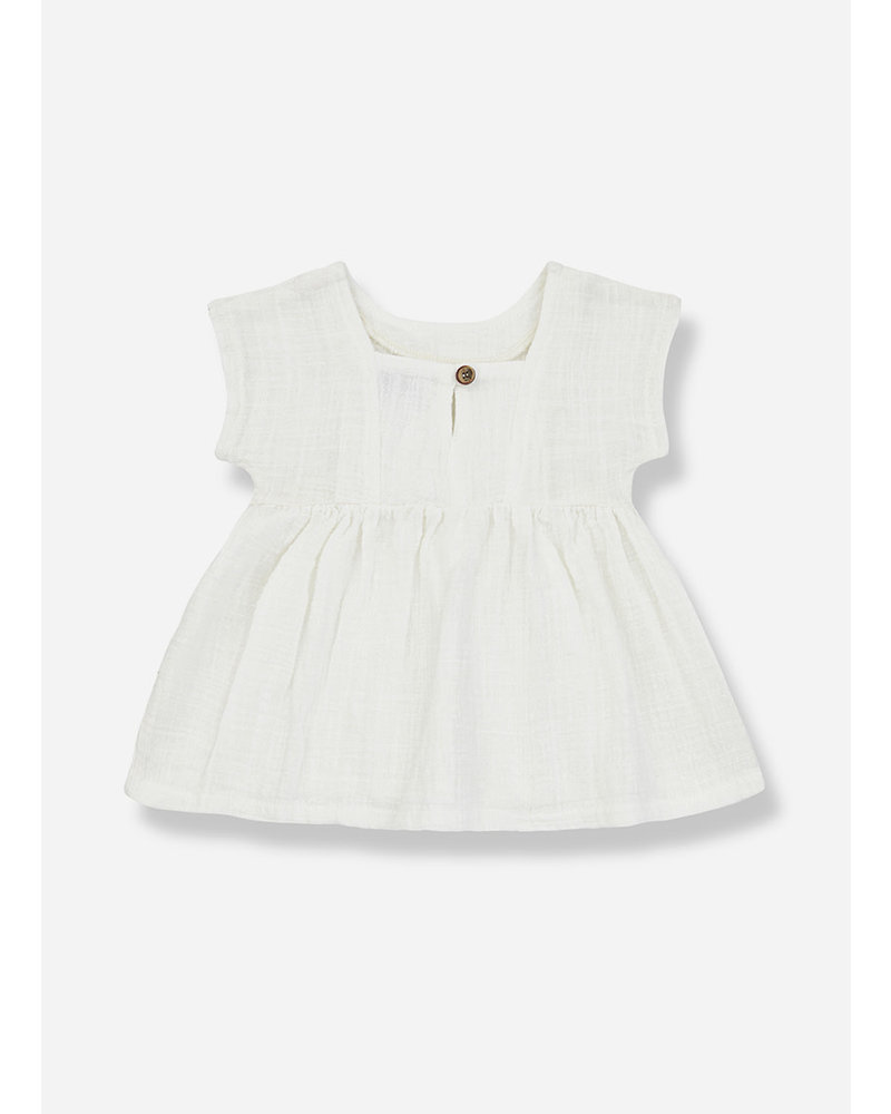 1+ In The Family bruna dress - off white