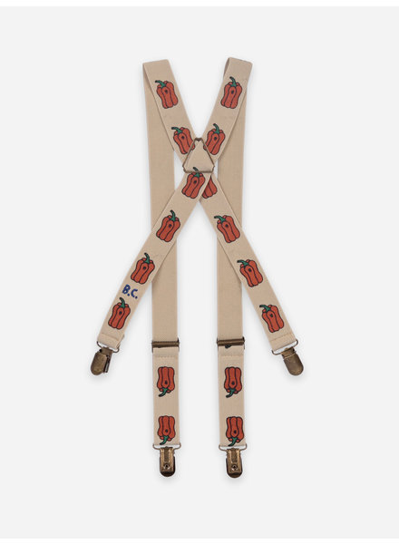 Bobo Choses vote for pepper suspenders