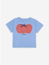 Bobo Choses tomatoes short sleeve tshirt