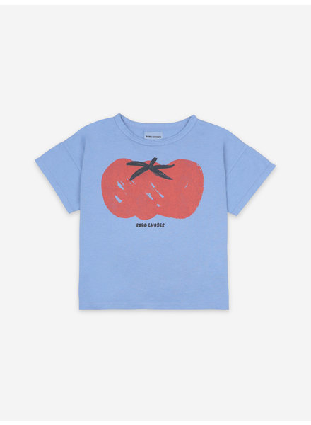 Bobo Choses tomatoes short sleeve tshirt
