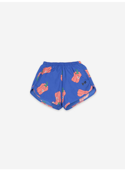 Bobo Choses vote for pepper all over swim shorts