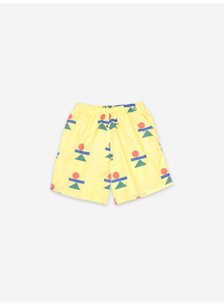 Bobo Choses balance all over swim bermuda