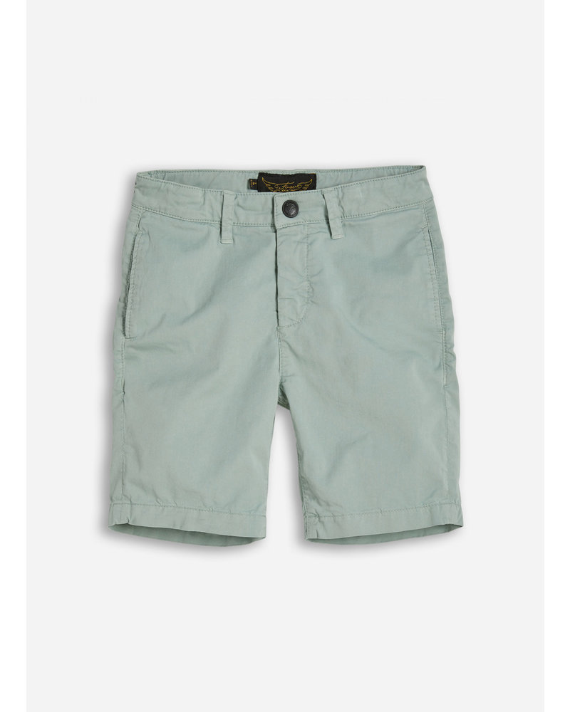 Finger in the nose allen chino fit bermuda shorts - almond