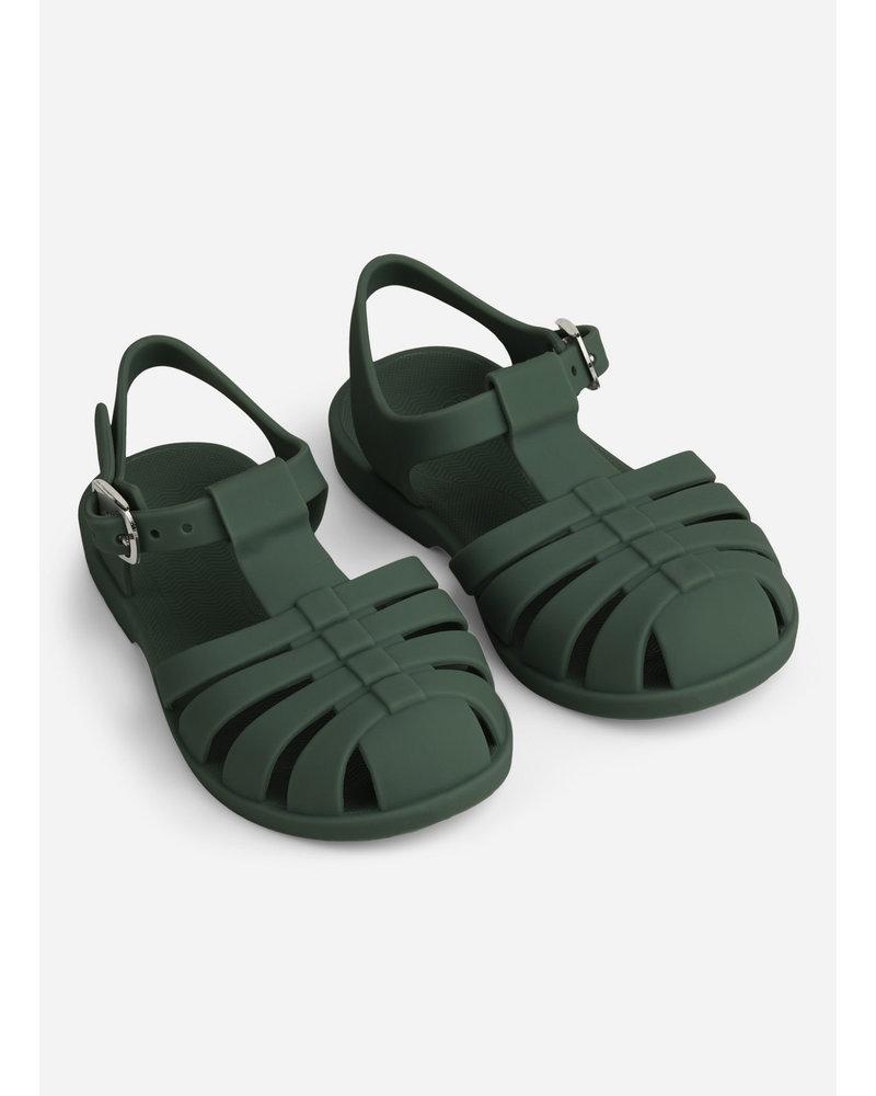 Liewood bre sandals garden green