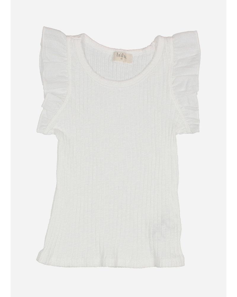 Buho venice top - white