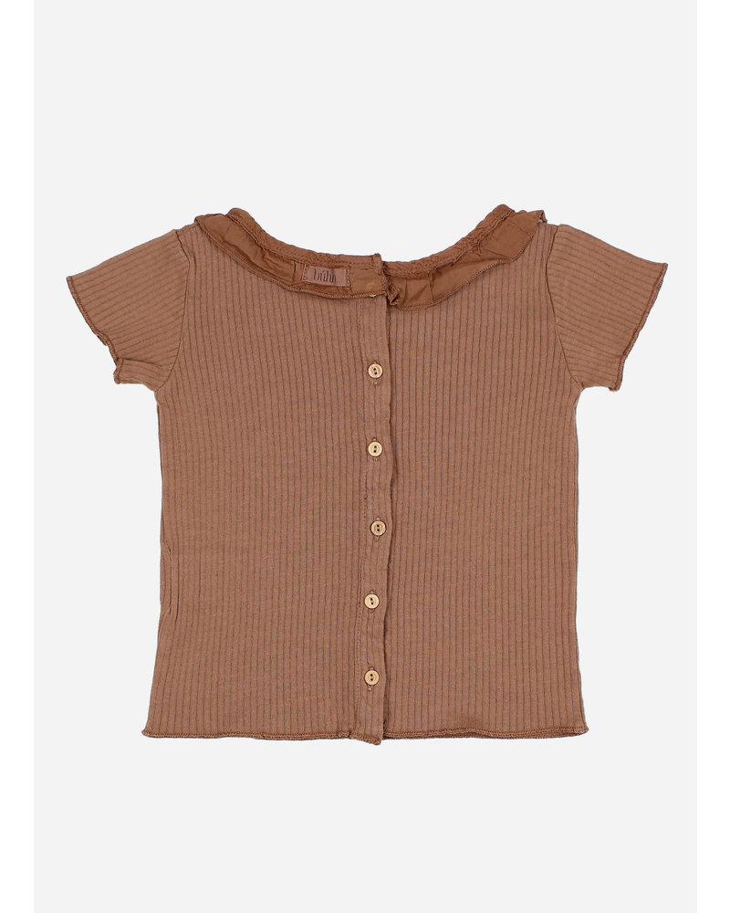 Buho mirna shirt - cocoa