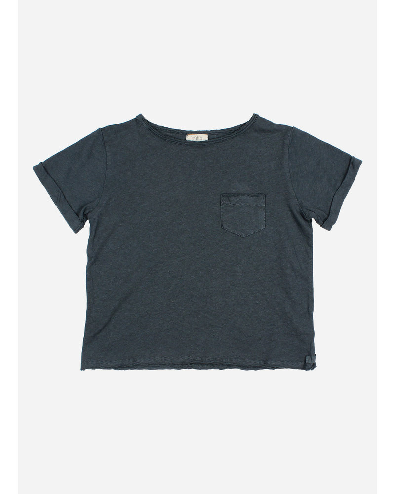 Buho james tshirt - blue night