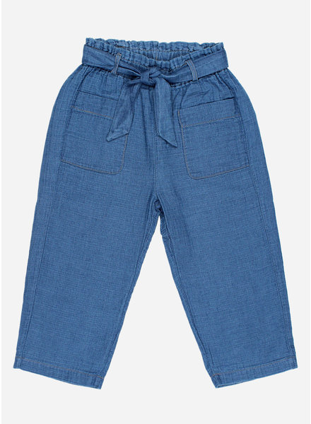 Buho dakota denim pant - indigo