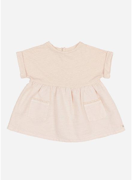 Buho lucia dress - rose