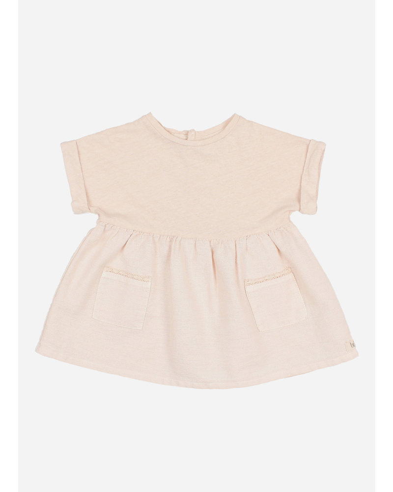 Buho lucia dress - rose