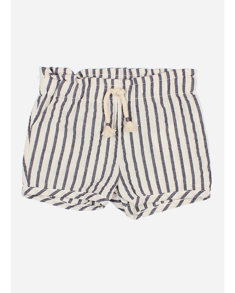 Buho kim shorts - navy blue