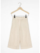 By Bar ines linen pant - sand