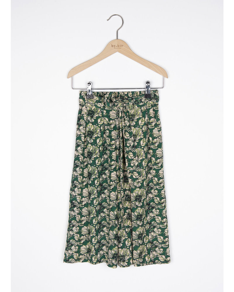 By Bar wanda pant tropico - evergreen
