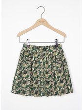 By Bar luna skirt tropico - evergreen