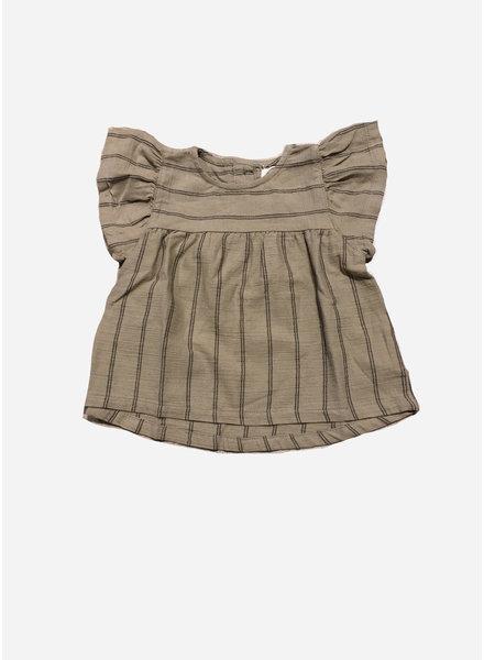 Play Up striped woven tunic - joao - 2AI11302 - P7154